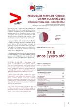 Relatório da pesquisa de perfil de público na Virada Cultural 2015