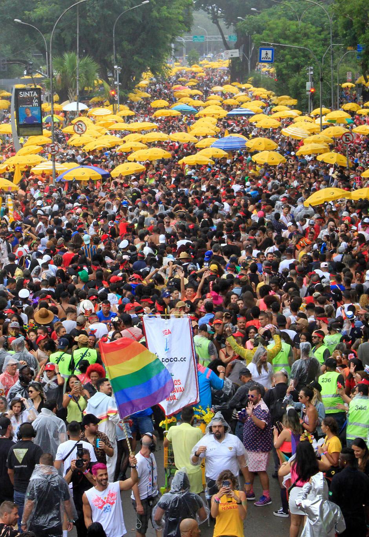 Relatório da pesquisa de perfil de público no Carnaval do de Rua 2020