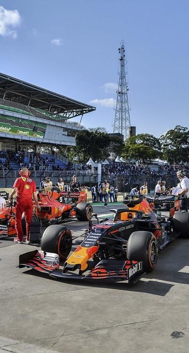 Relatório da pesquisa de perfil de público no GP Brasil de F1 2019