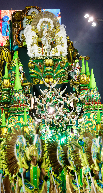 Relatório da pesquisa de perfil de público no Carnaval do Sambódromo 2020